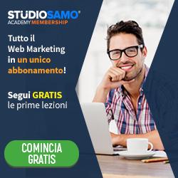 abbonamenti Studio Samo